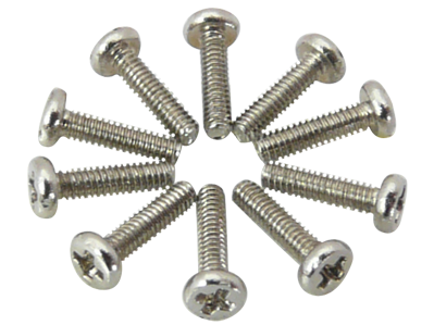 M1.2x5mm Pan Head Screw