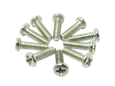 M1.2x6mm Pan Head Screw