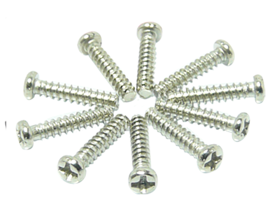 M1.2x6mm Self Tapping Pan Head Screw