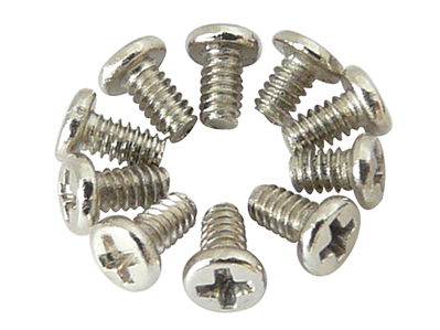 M1.4x2.5mm Pan Head Screw