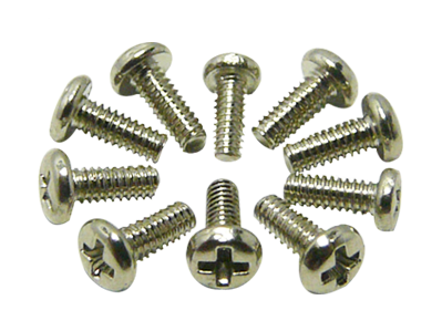 M1.4x3mm Pan Head Screw