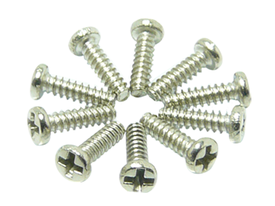 M1.4x5mm Self Tapping Pan Head Screw