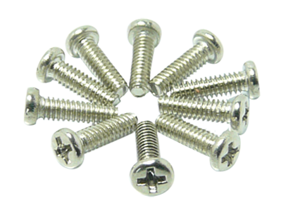 M1.4x6mm Pan Head Screw