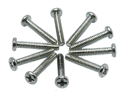 M1.4x8mm Pan Head Screw
