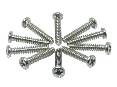 M1.4x8mm Self Tapping Pan Head Screw