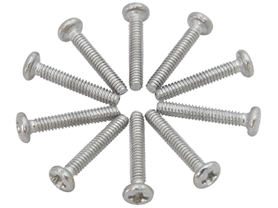 M1.6x10mm Pan Head Screw