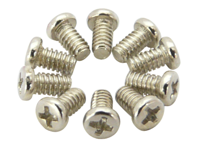 M1.6x3mm Pan Head Screw