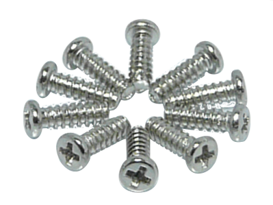 M1.6x4mm Self Tapping Pan Head Screw