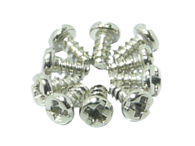 M1x2mm Self Tapping Pan Head Screw