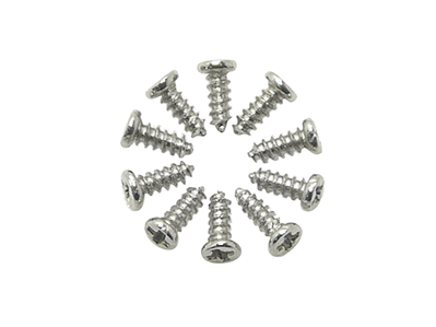 M1x3mm Self Tapping Pan Head Screw