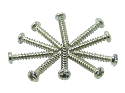 M1x6mm Self Tapping Pan Head Screw