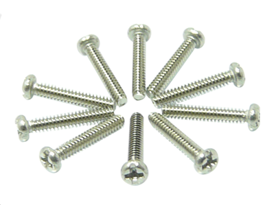 M1x6mm Pan Head Screw