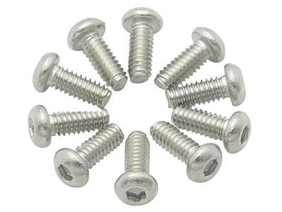 M2.5x10mm Button Head Screw