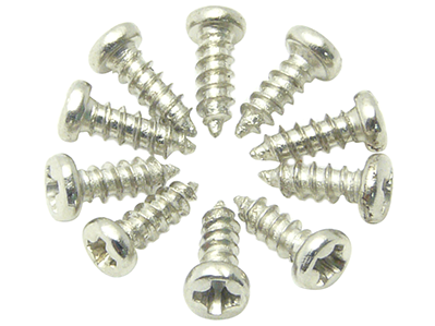 M2x6mm Self Tapping Pan Head Screw