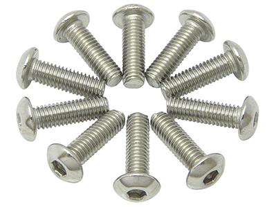 M3x10mm Button Head Screw