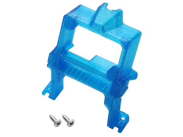 Rakonheli TPU 20 Degree FPV Camera Mount Set (Blue) - EMAX Babyhawk