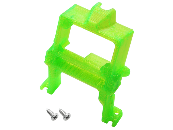 Rakonheli TPU 20 Degree FPV Camera Mount Set (Green) - EMAX Babyhawk
