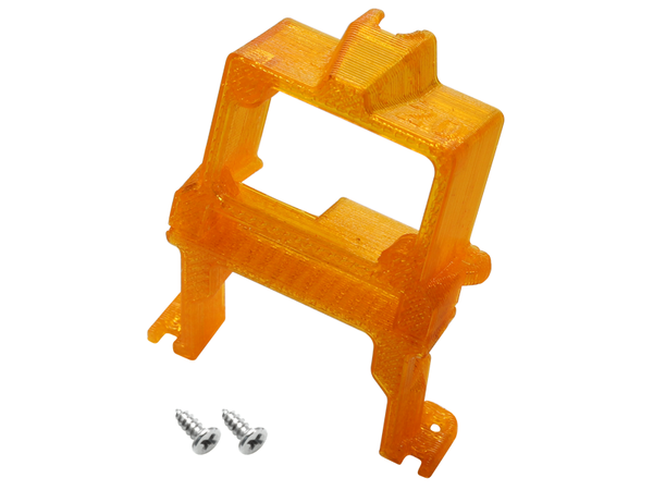 Rakonheli TPU 20 Degree FPV Camera Mount Set (Orange) - EMAX Babyhawk