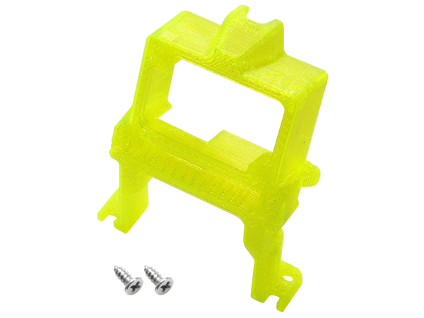 Rakonheli TPU 20 Degree FPV Camera Mount Set (Yellow) - EMAX Babyhawk
