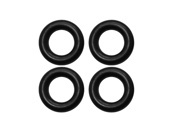 Rubber O-Ring 4.5x1.8mm (Black)