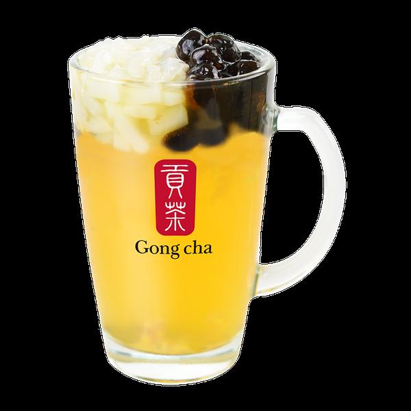 QQ Passionfruit Green Tea - GONGCHA-GA