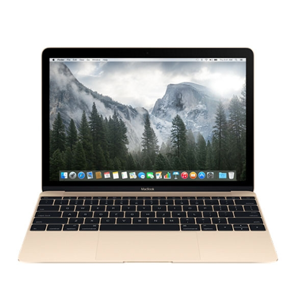 The New Macbook 12 inch 2017 Vàng Core M3/ Ram 8Gb/ SSD 256Gb