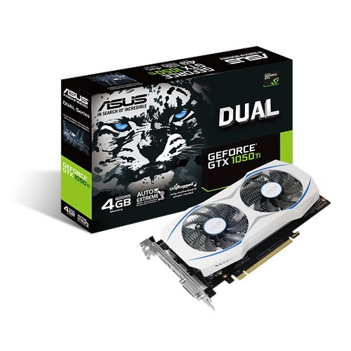 Card màn hình Asus 4GB Strix-GTX 1050TI-04GB-Gaming