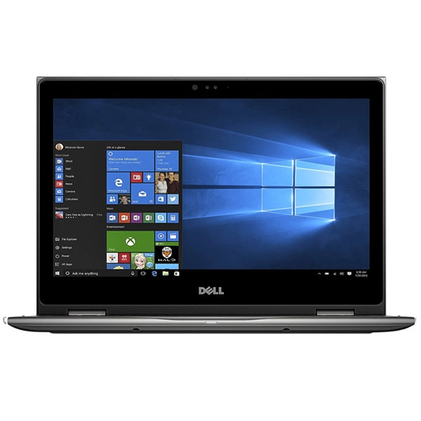 Laptop Dell Inspiron 7567 Core i7 - 7700HQ 2.5GHz/ Ram 8Gb/ HDD 1Tb + SSD 128Gb/ GTX 1050Ti