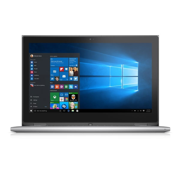 Laptop Dell Inspiron N7359 Core i5 6200U/ Ram 8Gb/ SSD 128Gb/ Màn 13.3