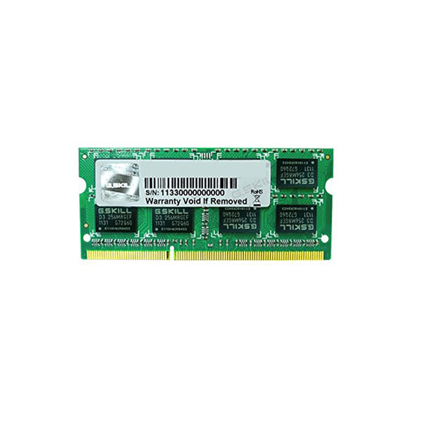 Ram Laptop Gskill 8GB bus 1600Mhz