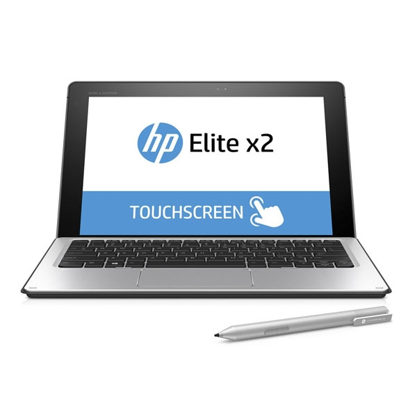 "Laptop HP Elitebook X2 1012 G1 M7-6Y75/ Ram 8Gb/ SSD 256Gb/ Màn 12"" FHD Touch"