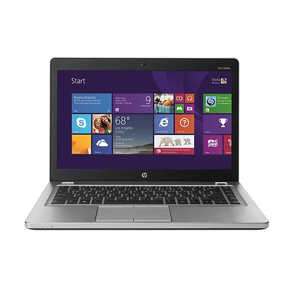 Laptop HP Folio 9480M Core i7 4600U/ Ram 8Gb/ SSD 256Gb/ Màn 14 inch HD+