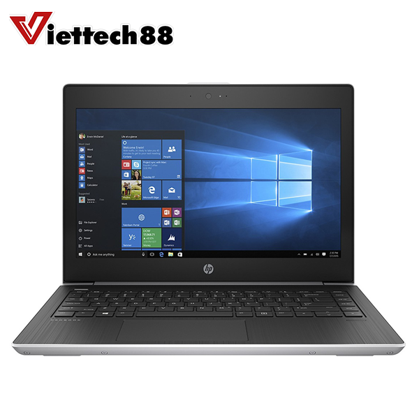 Laptop HP ProBook 450 G5 2ZD45PA Core i5-8250U(1.60 GHz,6MB),4GB RAM DDR4/Free Dos (15.6 inch) (Silver)