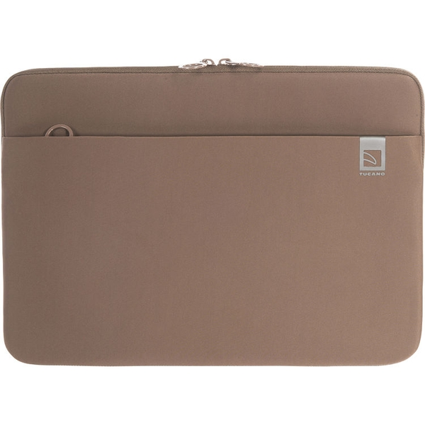 Túi Chống Sốc Laptop Tucano Top Second Skin - Brown (15 inch)