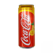 COCA COLA gừng 330ml
