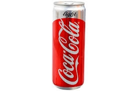 CocaCola Light Sleek 330ml