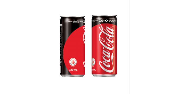 CocaCola Zezo 330ml