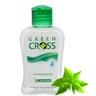 GREEN CROSS RT H.TRA XANH100ML
