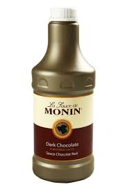 Sốt Monin Dark chocolate
