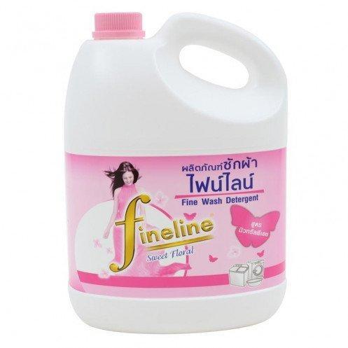 Nước giặt FineLine 3L 2in1 màu hồng lHapuMart.com.vn