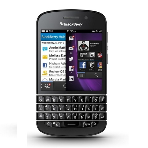 Blackberry Q10 Used Likenew