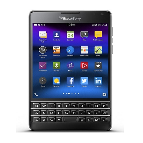 Blackberry passport A T&T Mới Nobox
