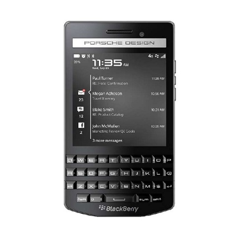 BlackBerry Porsche Design P'9983 Cacbon New Fullbox