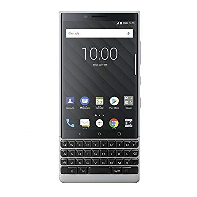 Blackberry Key2 Silver 2 Sim