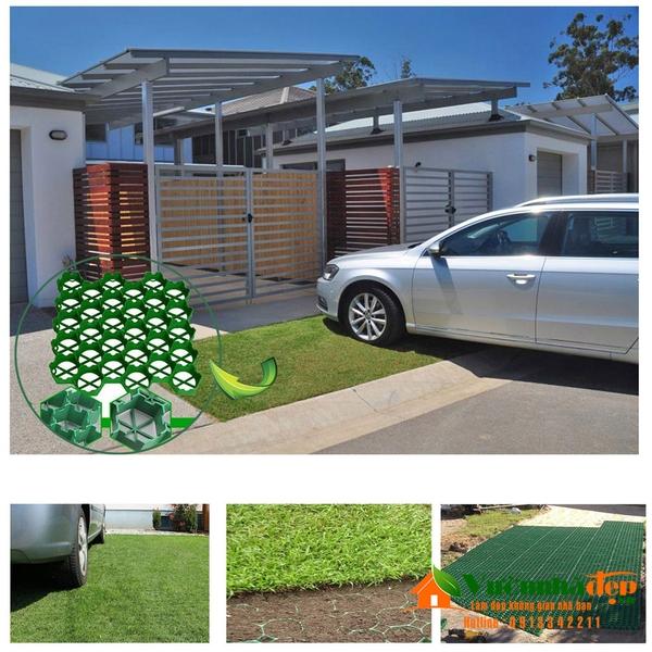 Tấm trồng cỏ chịu lực