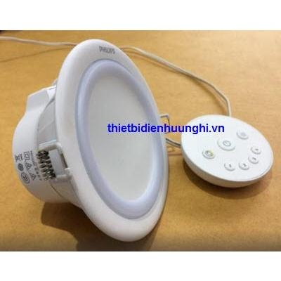 den-led-downlight-philips-59062-chuyen-3-mau-anh-sang-9w