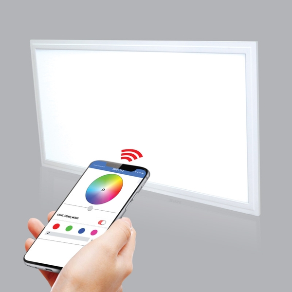 ĐÈN LED PANEL LỚN MPE SMART LIGHTING FPL-12030/SM