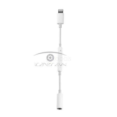 Cáp chuyển Lightning ra 3.5mm headphone iPhone X/ 8/ 8 Plus IB-02