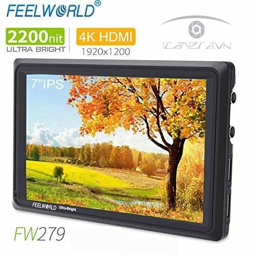 Màn hình monitor Feelworld FW279 7inches 4K 2200nit