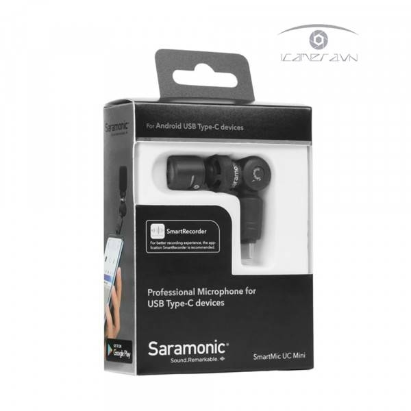 Mic thu âm SmartMic UC Mini
